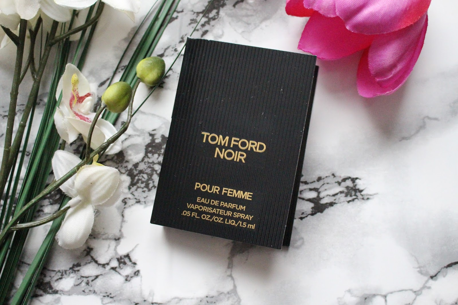 Review   First Impressions Tom Ford Noir Pour Femme - bamblingsofnaffy 809bea1411e5
