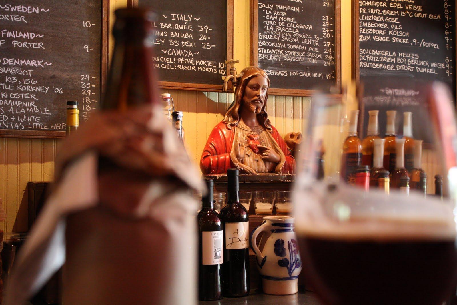 Barstool Philosophers: Beer, Booze & BBQ in Brooklyn