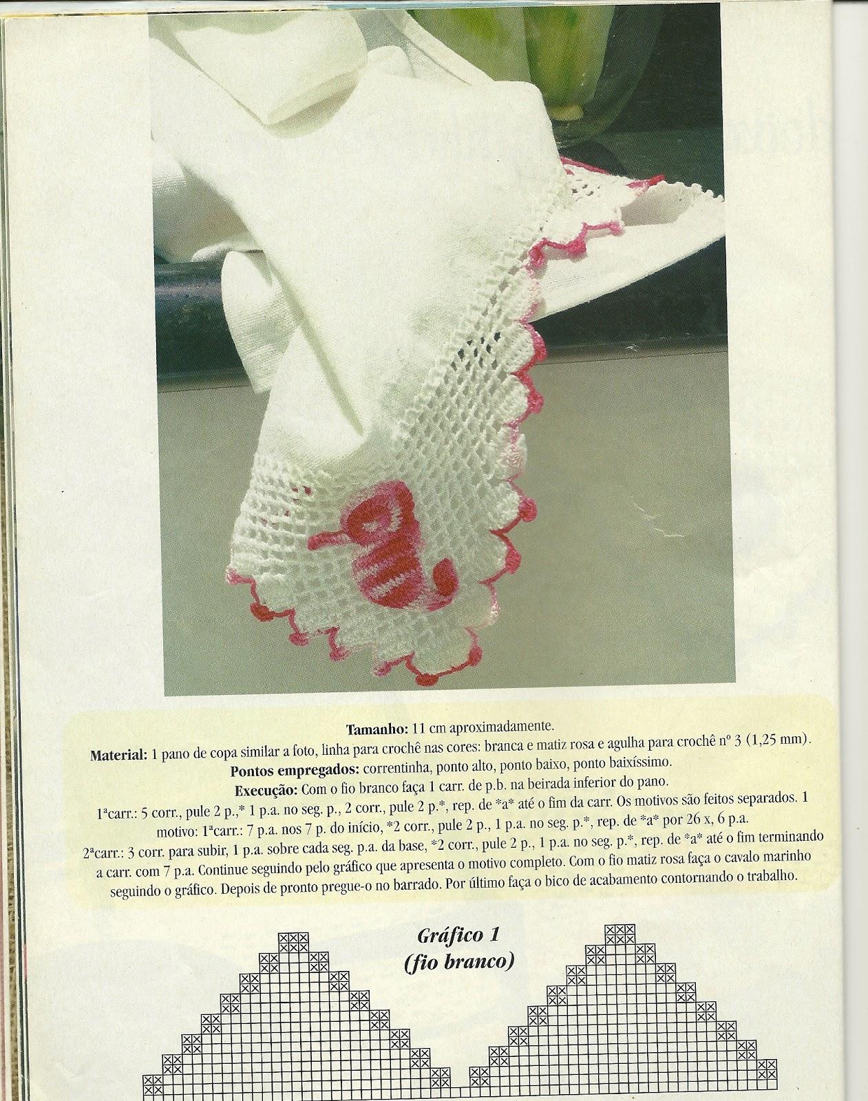 Bicos De Croch     Cavalo Marinho Feito De Lacre De Latinha
