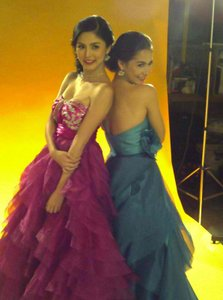 Kim Chiu and Maja Salvador : My Binondo Girl