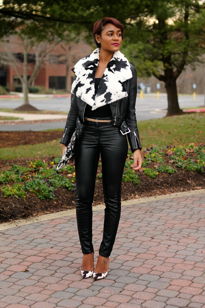 The Daileigh: Layered in Prints