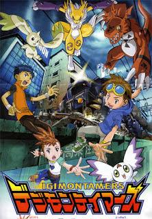 Digimon Tamers la pelicula 06 - El Expreso Digimon Fugitivo