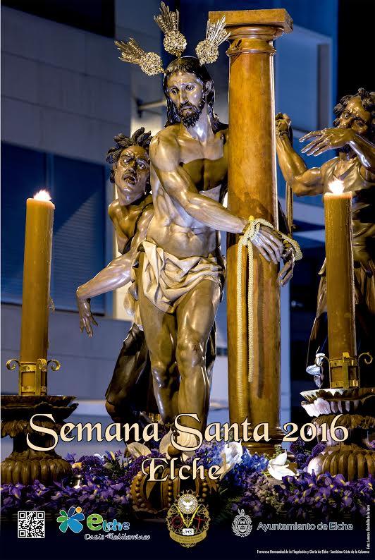 CARTEL SEMANA SANTA 2.016