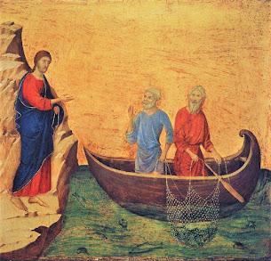 Saint Andrew and Bernini
