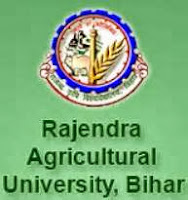 Rajendra Agricultural University Recruitment 2013