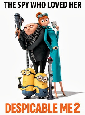 Despicable Me 2 (2013) DVDRip XviD