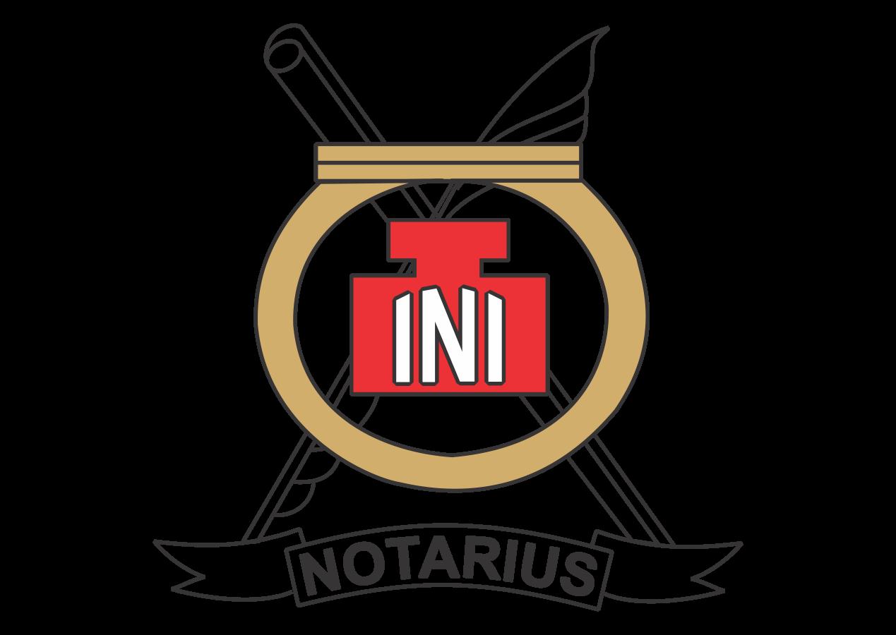 INI Ikatan Notaris Indonesia Logo Vector download free