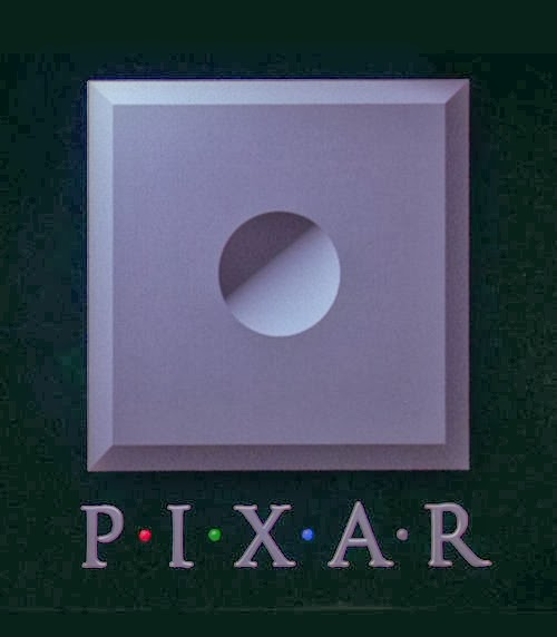 The original Pixar Logo