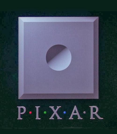 The original Pixar Logo