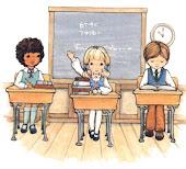 Volta às aulas - estudar é muito bom!