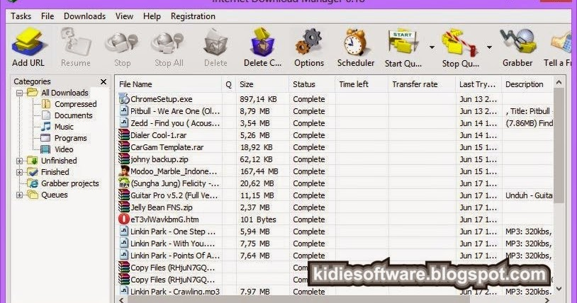 Internet Download Manager 618 cracked serial key patch