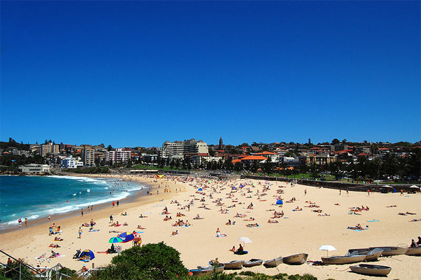 Australien: Traumstrand Coogee Beach