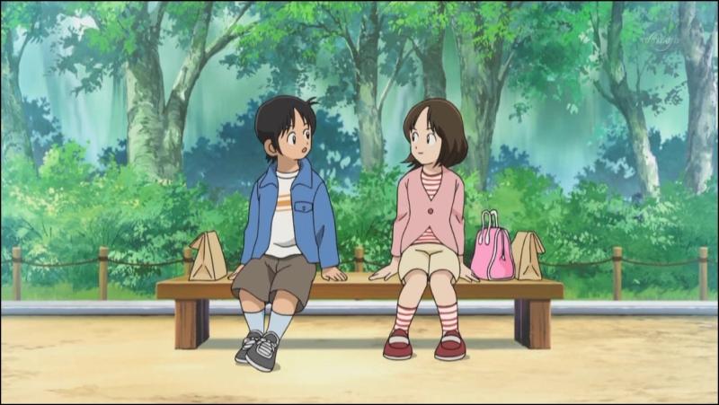 Wakaba a Kou