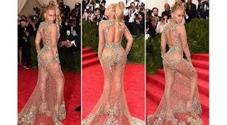 Gaun Beyonce