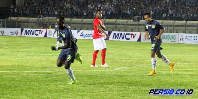 Hasil Persib Bandung vs Felda United