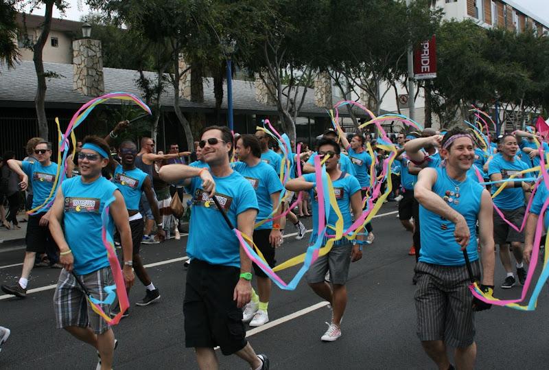 Gay Mens Chorus WEHO Pride 2011