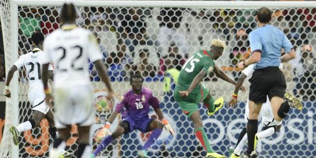 CAN - Le Burkina Faso finaliste historique
