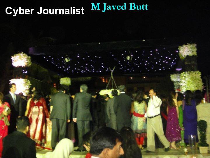 021 - Wedding of Asma Rahman, daughter of Mir Shakeel-Ur-Rahman