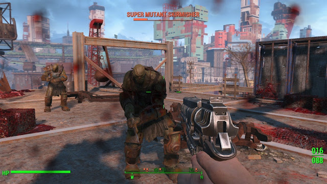 Fallout 4 Download PC Game Photo
