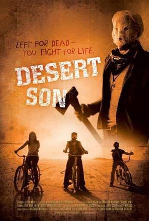 Ver Desert Son (2010) Online