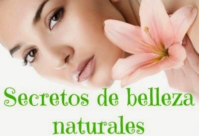 secretos belleza naturales