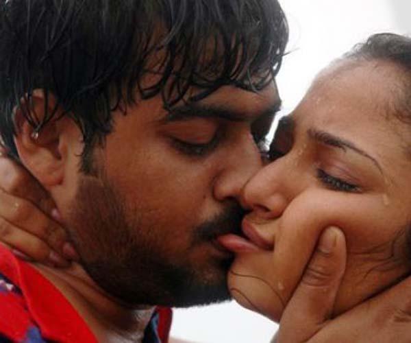 Tamil Lip Kiss Images