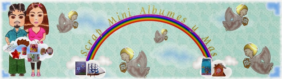 Scrap Mini Albumes y mas