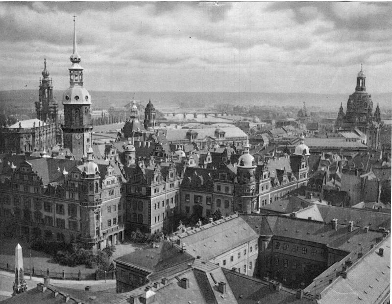 Bombings of Dresden Ww2 Bombing of Dresden in 39 45