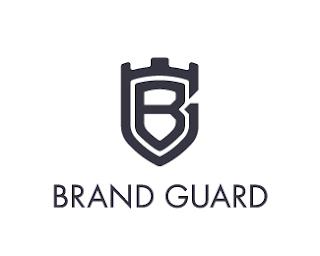 15. Brand Guard Logo
