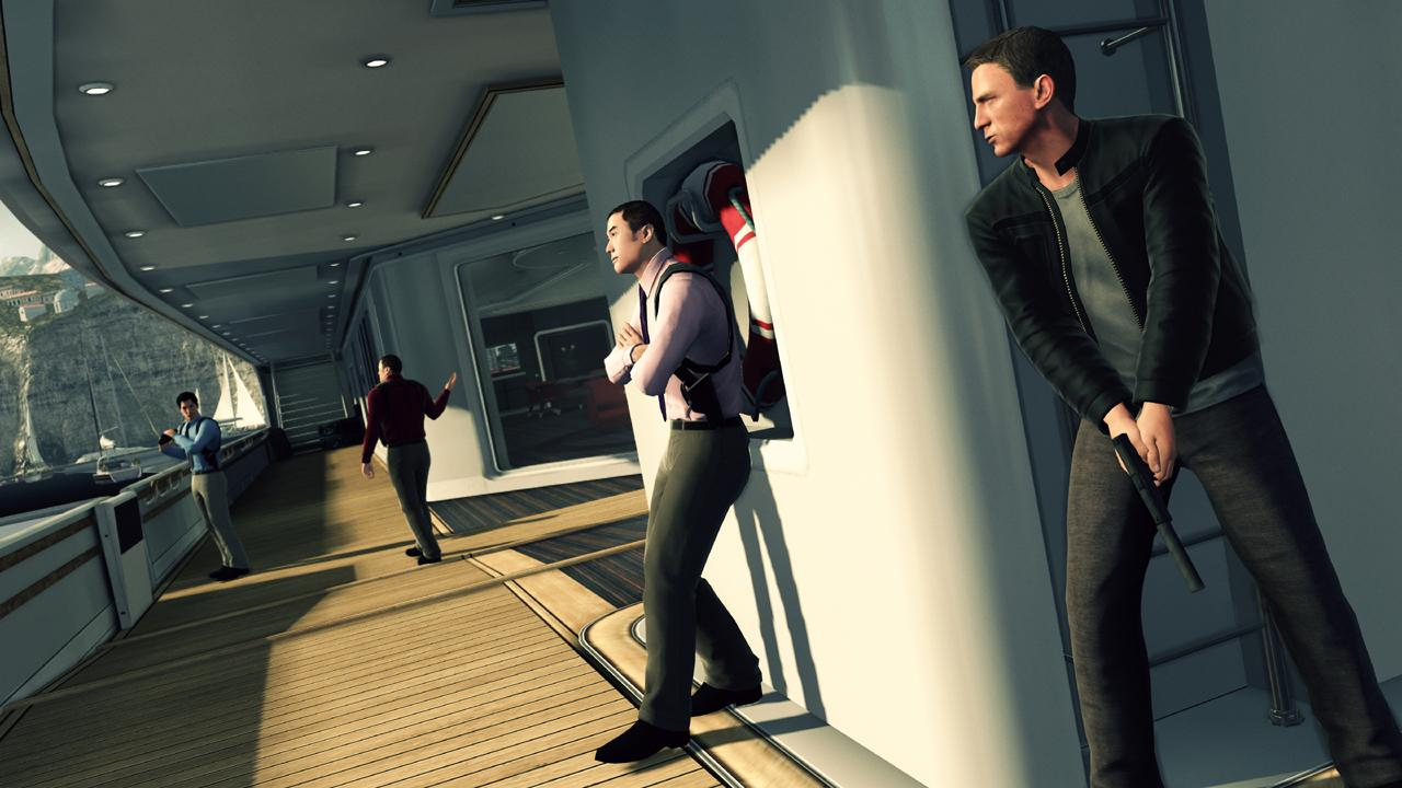 New 007 Game For Ps3 : Download james bond blood stone for pc full version