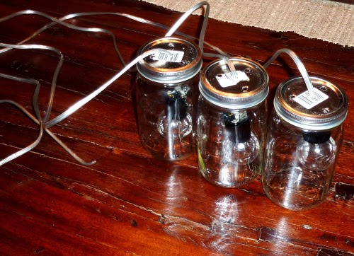 Making light fixtures out of mason jars do it yourself ideas and projects - Do it yourself light fixtures ...