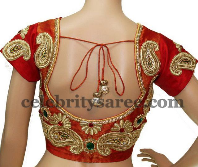 Today's Special Latest Blouse Designs