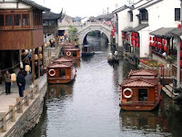 Best Honeymoon Destinations In Asia - Suzhou, China