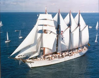 juan sebastian elcano regata grandes veleros