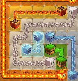Lost Cubes Mayanite walkthrough
