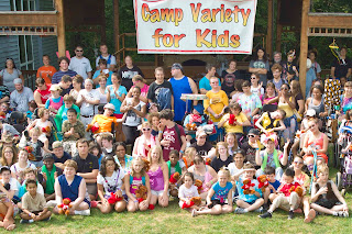 Camp Variety for Kids