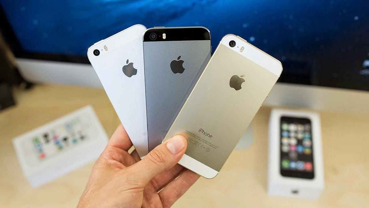 iPhone 5s đã qua sử dụng giá rẻ nhất ở Daklak