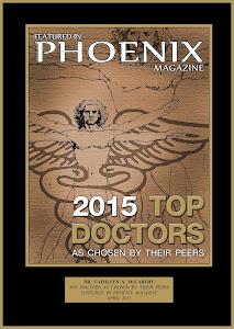 Phoenix Magazine's Top Doc Award