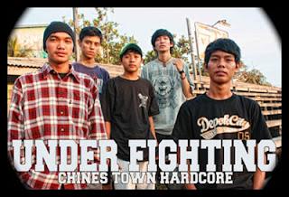 Under Fighting - Free Download First Album Under Fighting - Pakaw