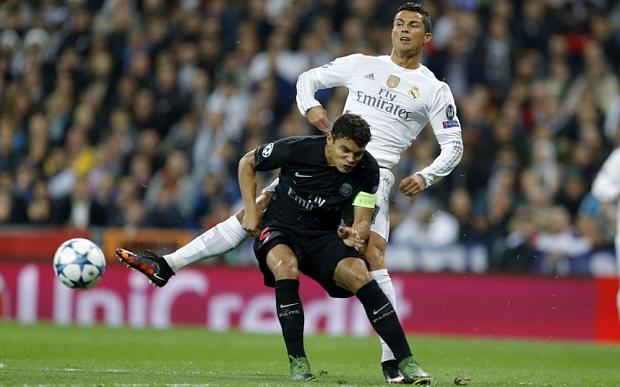 Hasil laga Real Madrid 1-0 Paris Saint-Germain