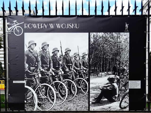 Rower w wojsku