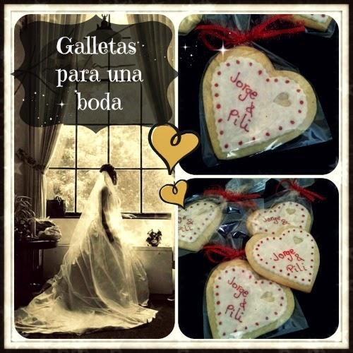 Kuki Box - Galletas para una boda