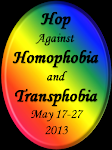 2013 Blog Hop against Homophobia & Transphobia!