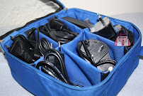 Travel Charger Organizer