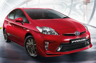 Toyota PRIUS TRD Sportivo ใหม่ รูปที่ 1