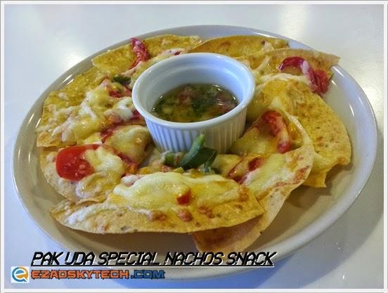 Pak Uda Special Nachos Snack