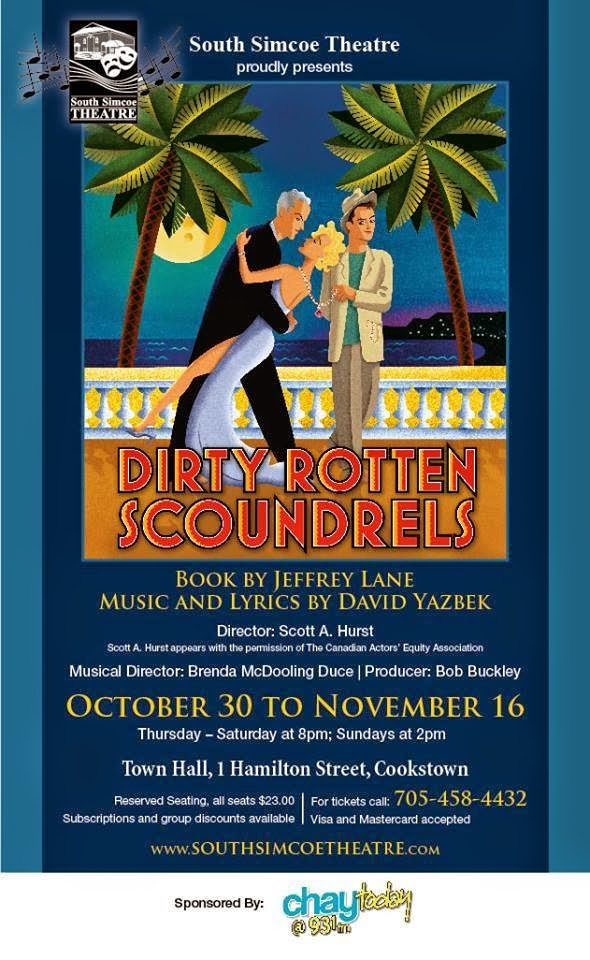 Broadway Musical Direction October 30 ~ November 16