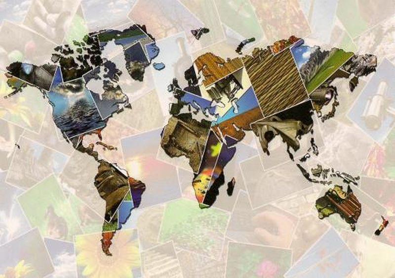 Pocztówki zagraniczne