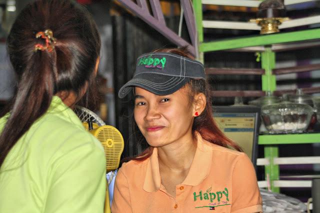 Photographie : Sourires khmers