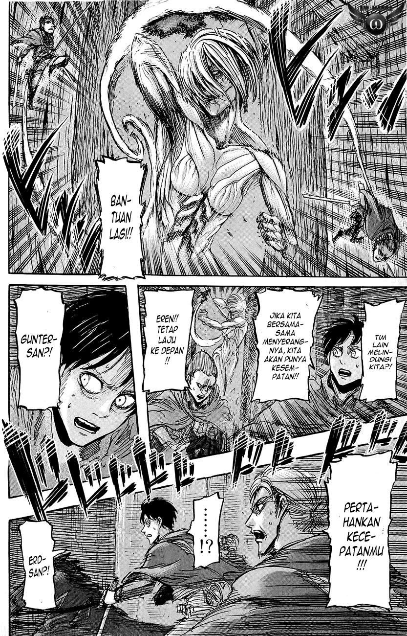 Shingeki no Kyojin Chapter 25-21